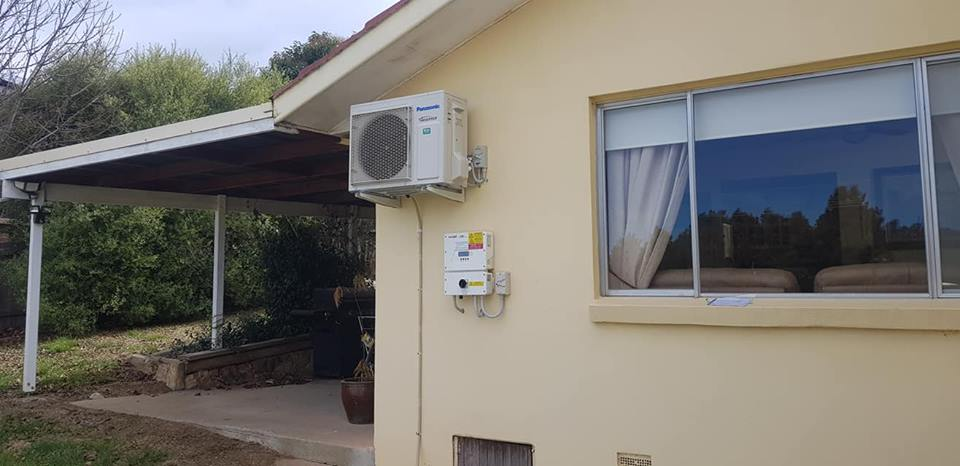 Chisholm example Airconditioner